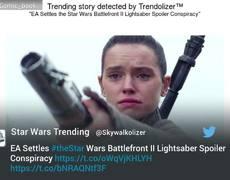 EA Settles the Star Wars Battlefront II Conspiracy?