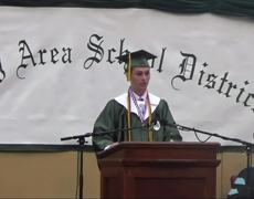 Jimmy Kimmel Gives High School Valedictorian the Chance to Finish Speech