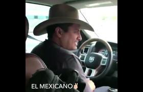 Julion Alvarez muestra de humildad con niños en un semáforo!!!