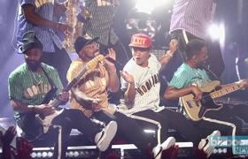Bruno Mars Kick Off BET Awards 2017