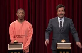 The Tonight Show: Name That Song Challenge with Pharrell Williams