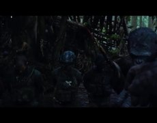 WAR FOR THE PLANET OF THE APES Official Trailer # 4 (2017)