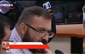 Javier Duarte niega acusaciones y acepta ser extraditado