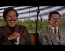 Anchorman 2 The Legend Continues Official Movie CLIP Laughter 2013 HD