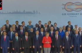 INICIA LA CUMBRE G20 EN HAMBURGO