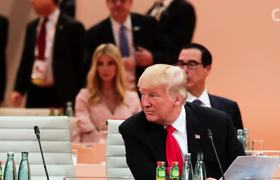Ivanka Causes Stir At G20 Session