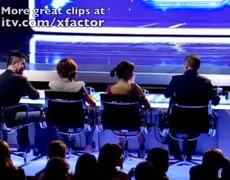 Ablisa's X Factor Audition (Full Version)