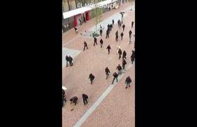 Violentas protestas en el G20 en Hamburgo