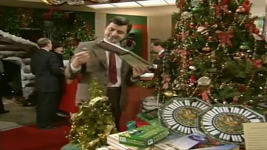 Mr Bean Christmas.Merry Christmas Mr Bean Full Episode Part 1 Of 3