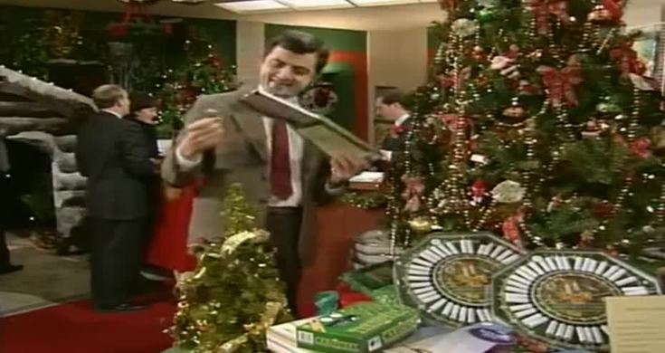 merry christmas mr bean full episode part 1 of 3 videos metatube - Merry Christmas Mr Bean