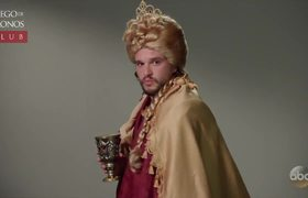 La Audición nunca antes vista de Kit Harington para Game of Thrones