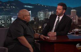 Jimmy Kimmel & Jacob Batalon Surprise FaceTime with Tom Holland