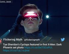 New X-Men: Dark Phoenix Set Photo Reveals Upgrades