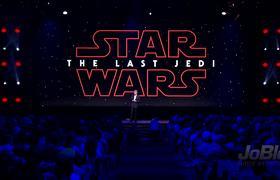 STAR WARS: THE LAST JEDI - Panel del Cast #D23 (2017)