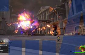 KINGDOM HEARTS III – D23 2017 Toy Story