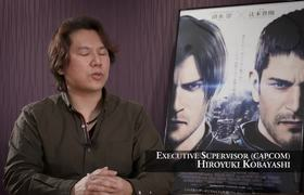RESIDENT EVIL: VENDETTA Exclusive: Behind The Scenes