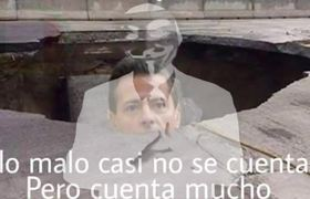Peña Nieto y Duarte Cambiaban Esposas EN 0RGIAS!