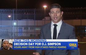 OJ Simpson's parole hearing