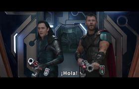 Thor 3: Ragnarok - Trailer 2 Sub Spanish 2017
