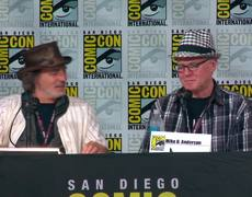 THE SIMPSONS Panel At Comic-Con 2017