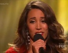 The X Factor USA 2013 Alex and Sierra All I Want for Christmas is You Finale