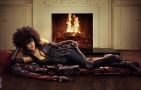 FIRST LOOK at Domino in Deadpool 2