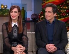 GMA Interview Kristen Wiig and Ben Stiller 19122013