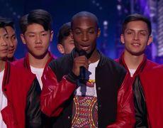 Brobots & Mandroidz: Southern California Dance Group Kills Performance - America's Got Talent 2017