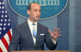 Stephen Miller RIPS CNN's Jim Acosta On Immigration