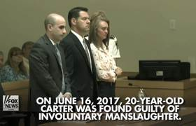 Michelle Carter sentenced to 2.5 years in prison