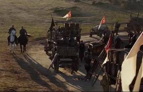 FIELD OF FIRE part 1 - Dothraki and Drogon ambush the Lannisters