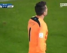 Raja Casablanca vs Atletico Mineiro 21 Mouhcine Moutouali Goal
