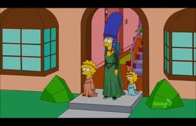 Simpsons Intro - Game of Thrones