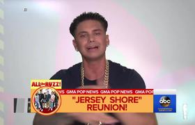 first look at 'Jersey Shore' cast's TV reunion