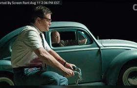 George Clooney Discusses Tone of New Movie 'Suburbicon'