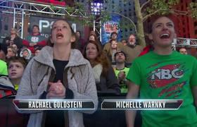 American Ninja Warrior 2017 - Jamie Rahn at the Cleveland Finals