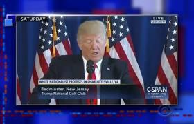 Colbert - Stephen Makes Condemning Nazis Look Easy