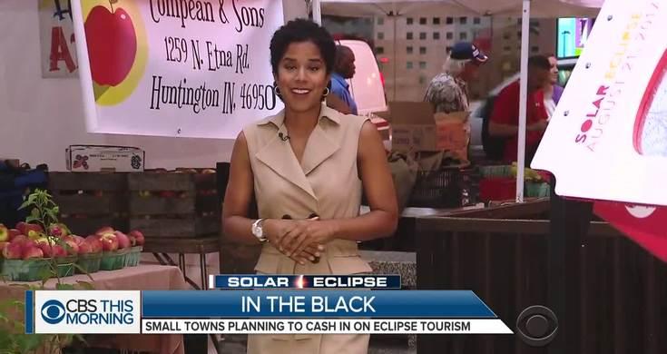 Ophelia S Shroud: Solar Eclipse Merchandise In Hot Demand