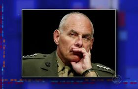 Colbert - General Kelly's 18 Days Of Discipline