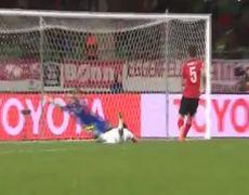 Evergrande vs Bayern Munich 0 2 Mario Mandzukic Goal Guangzhou