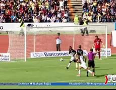 Acción, Jornada 5 Apertura 2017 Liga Bancomer MX HD