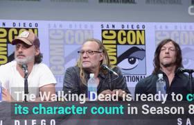 The Walking Dead Season 8 Will