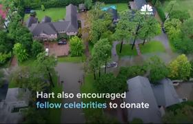 Kevin Hart Donates $25,000 To Hurricane Harvey Victims
