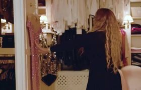 Vogue - Mariah Carey: The Diva Takes Us Inside Her Closet
