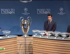UEFA Champions League Round of 16 Draw 20132014