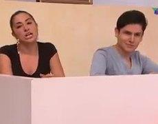#Enamorandonos: Damaris y Rorro no quieren a Mishelle y Bruno en su boda