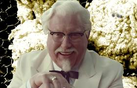 #DROSS: # Top7: The most disgusting things found in KFC food
