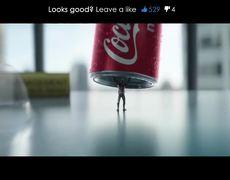 ANT MAN 2 Trailer Teaser + Hulk vs Ant Man - Coca Cola Ad (2018)