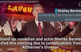Stand Up Comedian Shelley Burman Dead