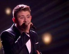 The X Factor UK 2013 Nicholas McDonald sings Superman Live Final Week 10